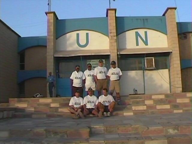 ADEA Staff UN