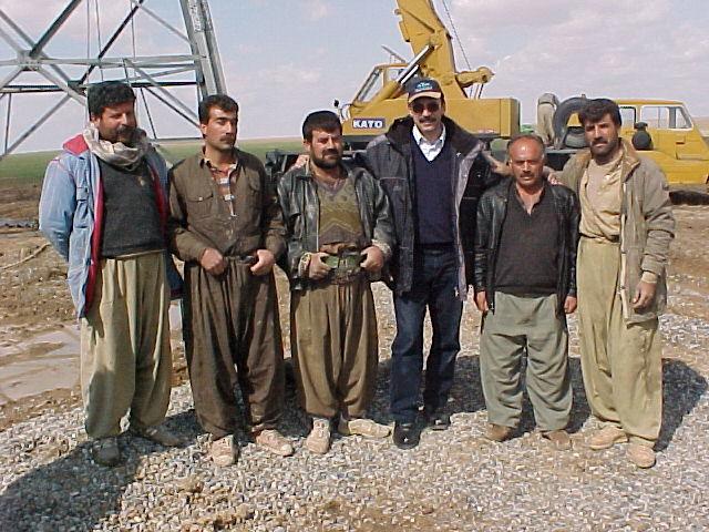 Transmission Line Iraq